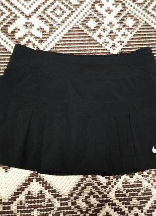 Отличная юбка шорты от nike dri-fit, p. s