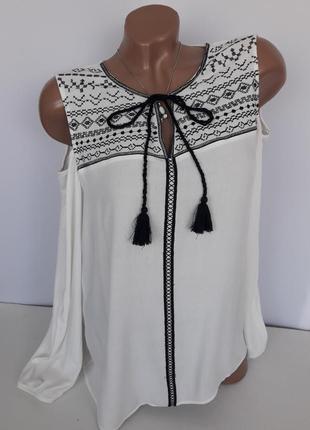Шикарнючая блуза вышиванка