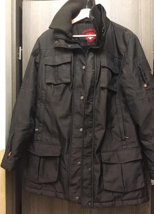 Wellensteyn деми куртка