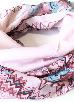 Купить шарф женский весенний