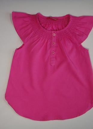 Шифоновая блузка young dimension 4-5 лет, 110 см