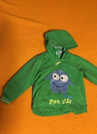Куртка cool club 86см