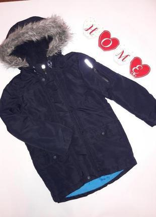 Деми куртка парка