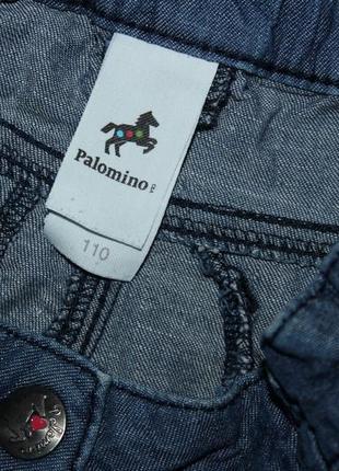 Шорты шортики джинсовые palomino 5 лет, рост 110 см.4