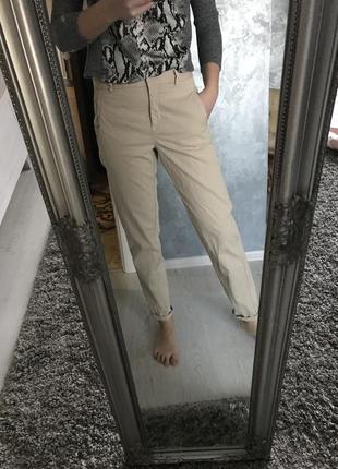 Дуже класні бежеві штани m&s