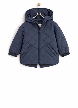 Куртка zara демисезонная для мальчика зара