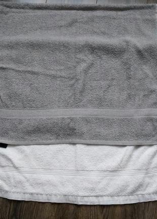 Махровые полотенца набор