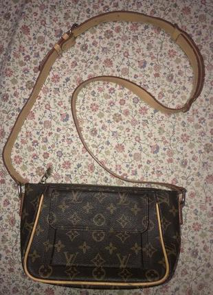 Шикарная фирменная сумочка италия 🇮🇹,в стиле lv.