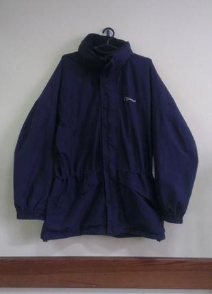Мужская куртка berghaus оригинал 2 в 1, xl