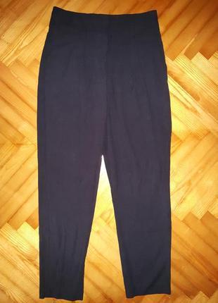 Легкие зауженные брюки от promod! p.-40