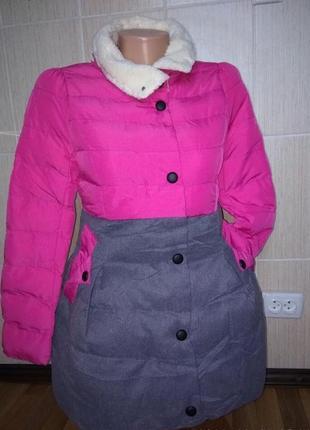 Супер-модная женская куртка деми. xl. маломерит.