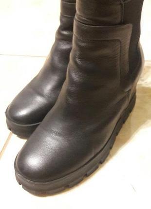 Ботинки на танкетке emanuele gelmetti италия