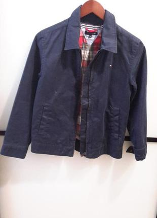Куртка tommy hilfiger для мальчика