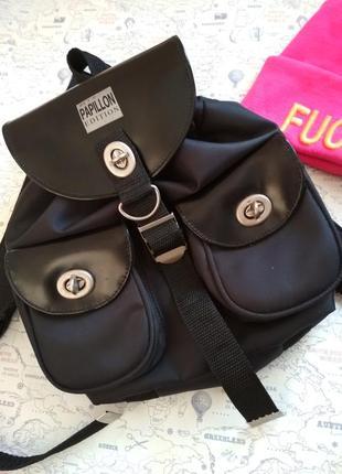 Стильный мини рюкзак2
