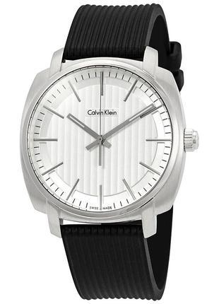 Часы мужские calvin klein highline (swiss made) оригинал! новые!