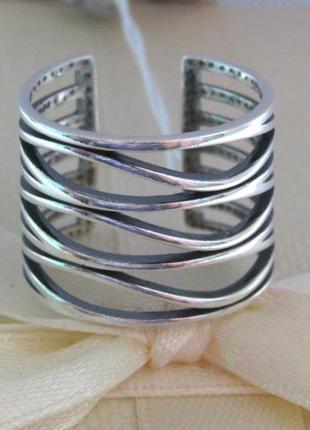 Серебряное кольцо 061