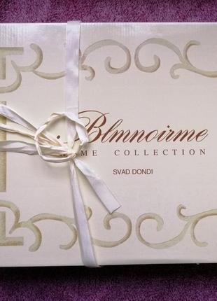 Постельное белье blmnoirme home collection svad dondi