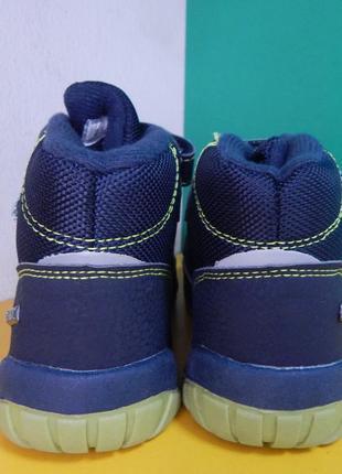 Детские ботинки-кроссовки impidimpi2