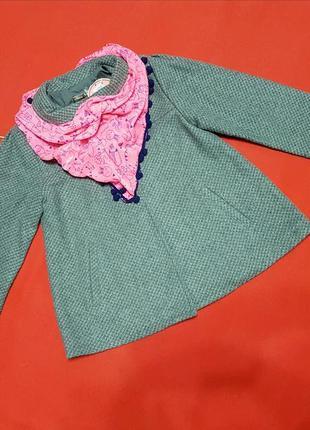 Уютное детское пальтишко от lisa rose 12/150