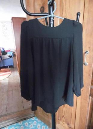 Блуза з пуговками