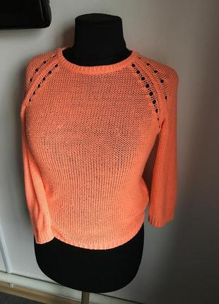 Стильный свитер от h&m,размер s