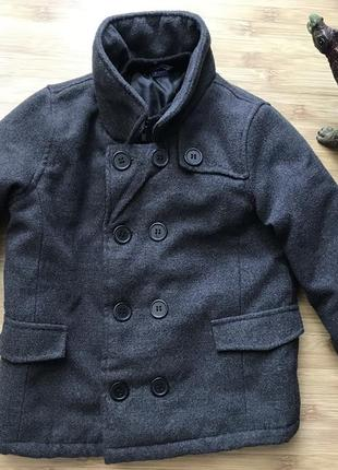 Крутое демисезонное пальто store twenti one 3-4 года