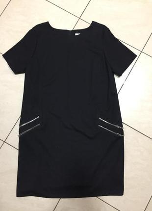 Трикотажное платье marks & spenser