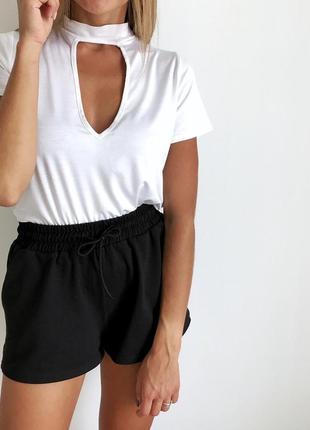 Блуза с чекером