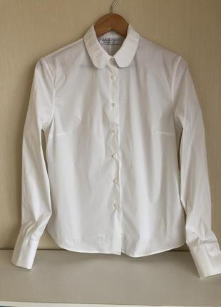 Блузка белая fabiana filippi