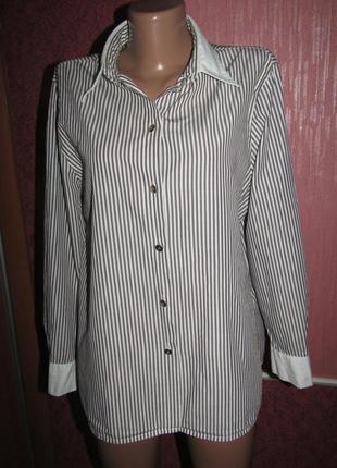 Рубашка р-р 14 бренд hammerle