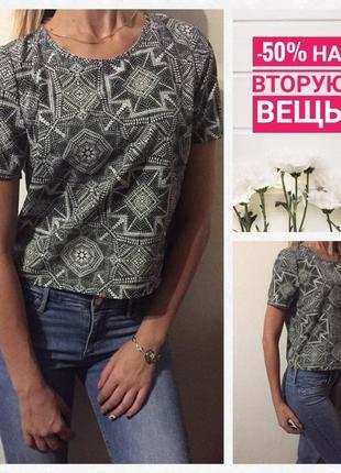 Обалденная💕 стилтная блуза/топ в этно стиле💕 ращмер м/l