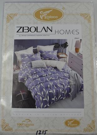 Комплект постельного белья полуторка, двуспалка, евро  сатин, tm koloco