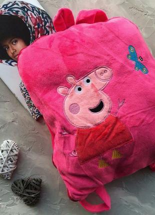 Плед детский 3в1 свинка пеппа