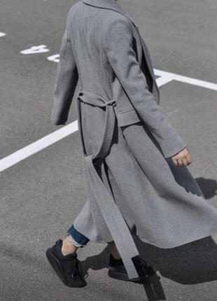Продам шерстяное пальто