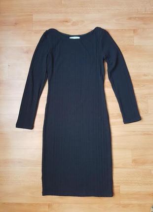 Обтягивающее платье миди promod
