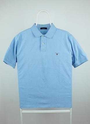 Качественная футболка поло gant размер м
