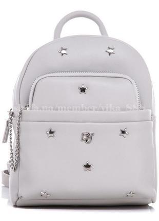 Мини рюкзак 2 в 1 david jones 3701 серый