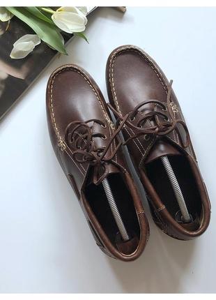 Новые мужские туфли топ-сайдеры tcm pp 46