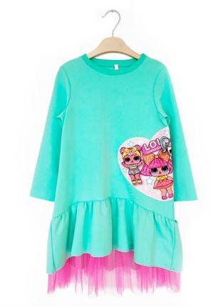 Платье с lol1