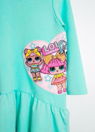Платье с lol3