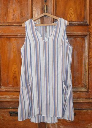 Легкое платье f&f p 22