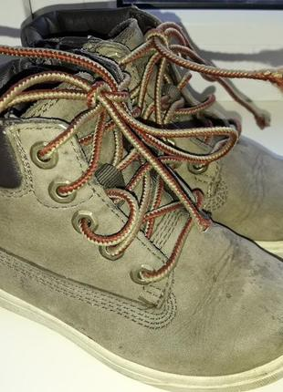 Ботинки десисезонные timberland