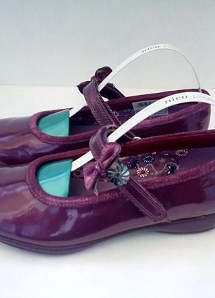 Туфлі, тапочки clarks, кожа