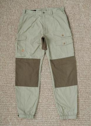 ab804774 Fjallraven greenland trousers штаны туристические g1000 оригинал (w34 - 50)