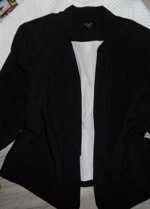 Классный пиджак без застёжки 🌷