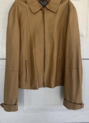 Кожаная курточка, натуральная кожа ⭐️