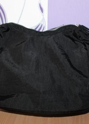 Тканевая сумка clarks по типу kipling3 фото