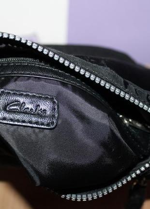 Тканевая сумка clarks по типу kipling6 фото