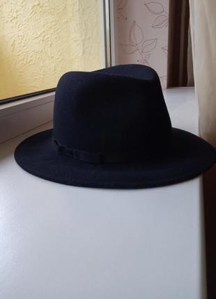 Новий шерстяний капелюх new look