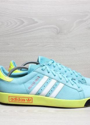 Яркие мужские кроссовки adidas forest hills оригинал, размер 45 - 46